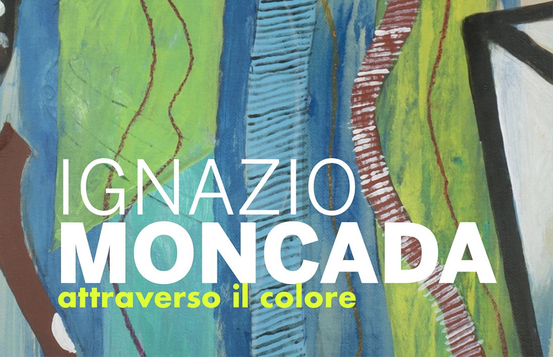 Ignazio Moncada. Attraverso il colore. Convento del Carmine, Marsala (TP)